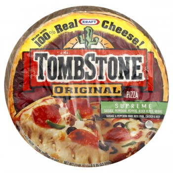 Tombstone Original Pizza Supreme Frozen