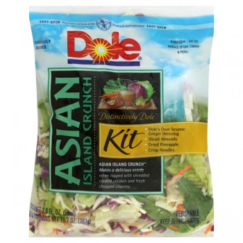 Salad Dole Kit Asian Island Crunch All Natural
