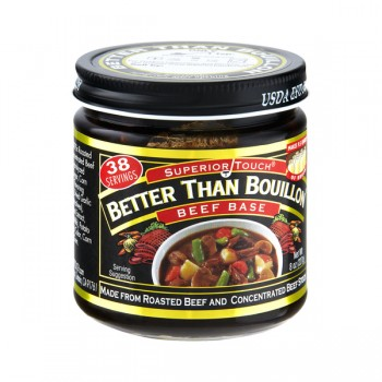Superior Touch Better Than Bouillon Soup Base Beef