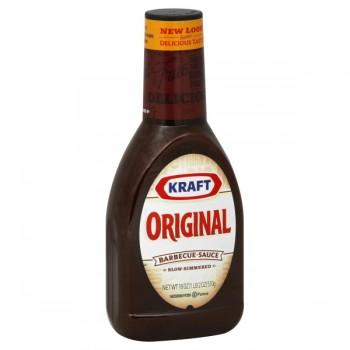 Kraft Barbecue Sauce Original