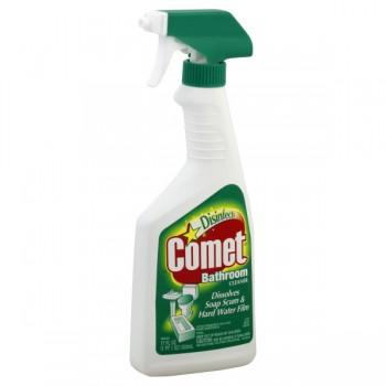 Comet Disinfecting Bathroom Cleaner Spray