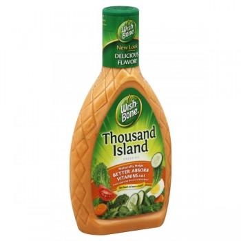 Wish-Bone Salad Dressing Thousand Island