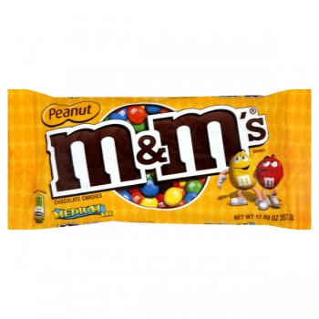 M & M's Candies Milk Chocolate Peanut