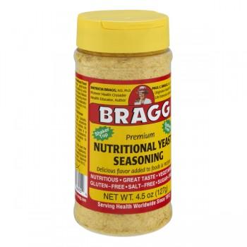 Bragg Seasoning Nutritional Yeast
