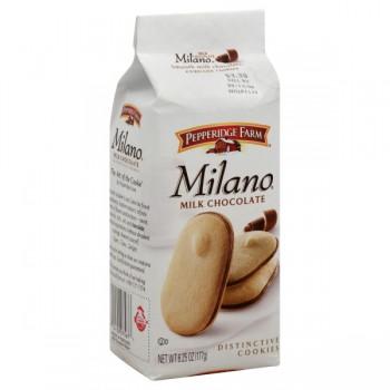 Pepperidge Farm Milano Cookies Milk Chocolate