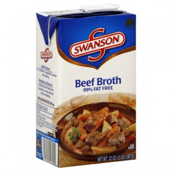 Swanson Broth Beef 99% Fat Free