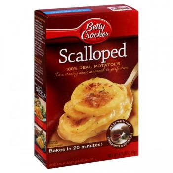 Betty Crocker Potatoes Scalloped