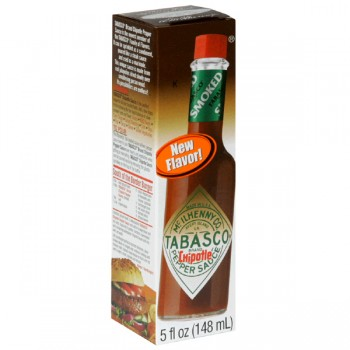 McIlhenny Tabasco Brand Pepper Sauce Chipotle