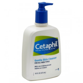 Cetaphil Gentle Skin Cleanser Fragrance-Free Pump