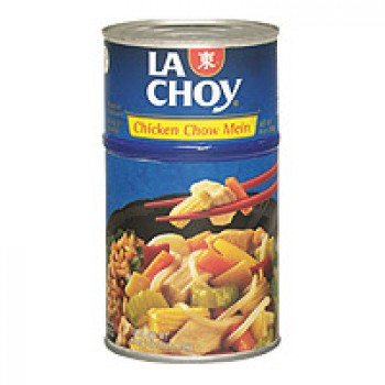 La Choy Chicken Chow Mein with Vegetables, Sauce & Chicken