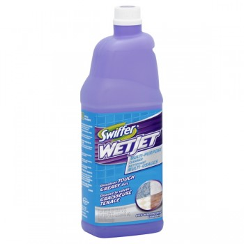 Swiffer WetJet Liquid Floor Cleaner Multipurpose