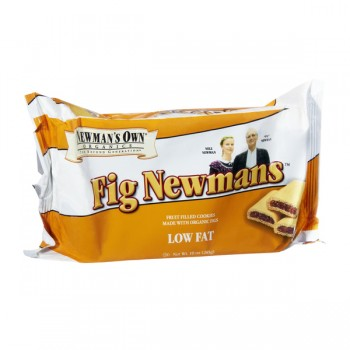 Newman's Own Organics Cookies Fig Low Fat