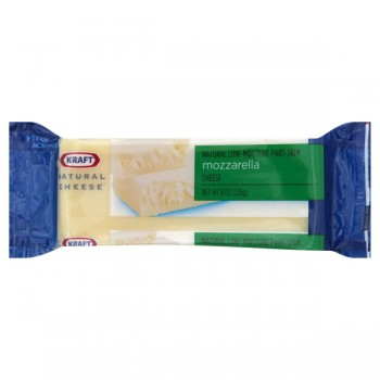 Kraft Cheese Mozzarella Low Moisture Part-Skim