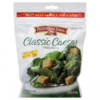 Pepperidge Farm Croutons Classic Caesar Generous Cut