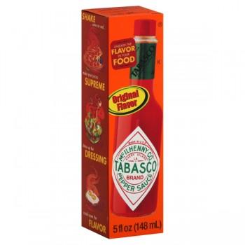 McIlhenny Tabasco Brand Pepper Sauce