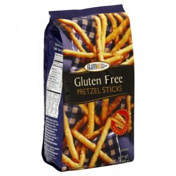 Glutino Pretzel Sticks Gluten Free Family Size