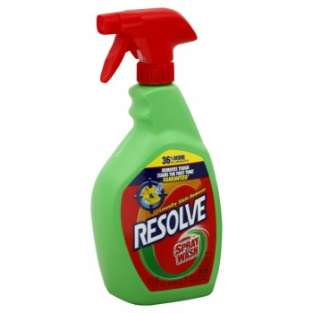 Resolve Laundry Stain Remover Trigger Spray