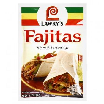 Lawry's Seasoning Mix Fajitas Mexican