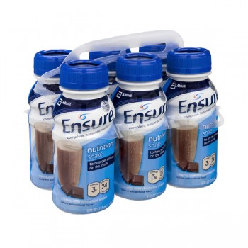 Ensure Nutrition Shake Creamy Milk Chocolate - 6 pk