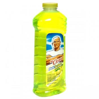 Mr. Clean Antibacterial Multipurpose Liquid Cleaner Lemon Fresh