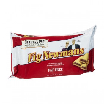Newman's Own Organics Cookies Fig Fat Free