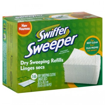 Swiffer Cloths Dry Sweeping