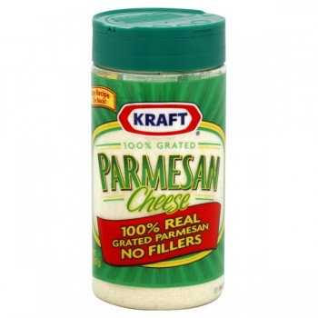 Kraft Cheese Parmesan Grated