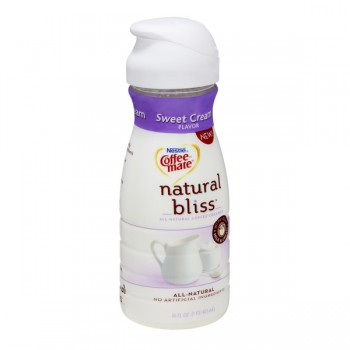 Nestle Coffee-mate Natural Bliss Sweet Cream All Natural Refrigerated