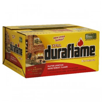 Duraflame XtraTime Firelogs 6 lb ea - 6 ct