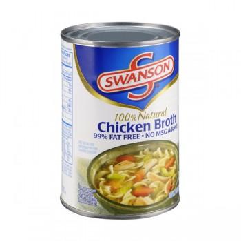 Swanson Broth Chicken 99% Fat Free