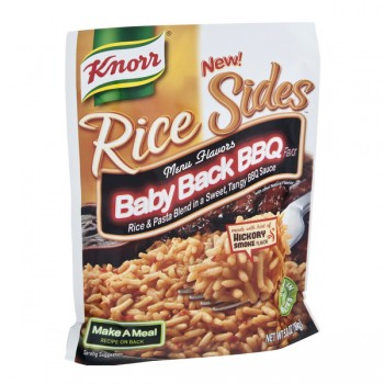 Knorr Rice Sides Baby Back BBQ