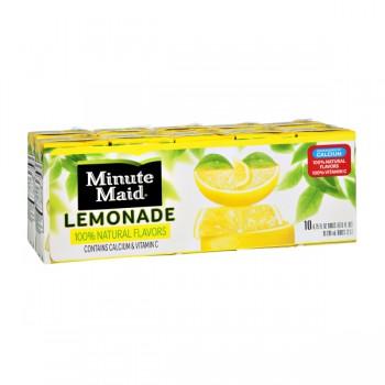 Minute Maid Lemonade - 10 pk