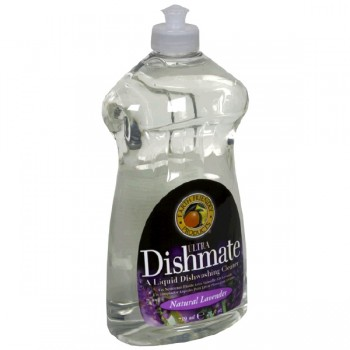 Earth Friendly Ultra Dishmate Dish Liquid Natural Lavender