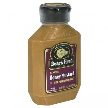 Boar's Head Mustard Honey All Natural