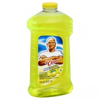 Mr. Clean Antibacterial Multipurpose Liquid Cleaner Citrus