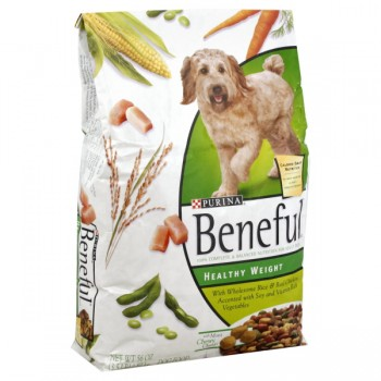 Purina Beneful Dry Dog Food Healthy Weight Formula