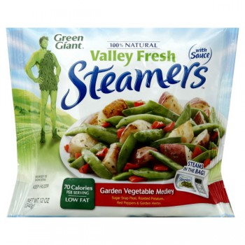 Green Giant Valley Fresh Steamers Vegetables Garden Medley