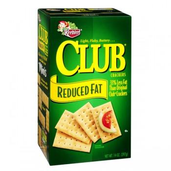 Keebler Club Crackers Reduced Fat