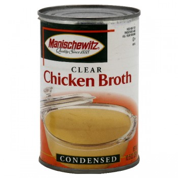 Manischewitz Condensed Broth Clear Chicken