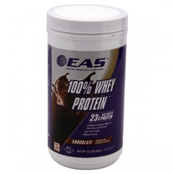 EAS 100% Whey Protein Dietary Supplement Chocolate