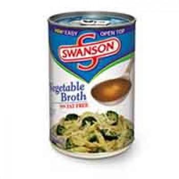 Swanson Broth Vegetable 99% Fat Free