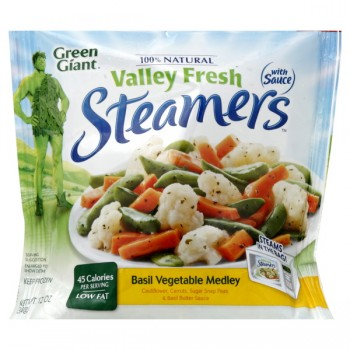 Green Giant Valley Fresh Steamers Basil Vegetables Medley