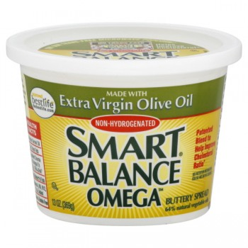 Smart Balance Buttery Spread Omega with Extra Virgin Olive Oil