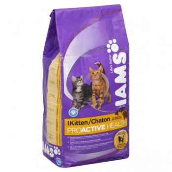 Iams ProActive Health Dry Cat Food Kitten Formula