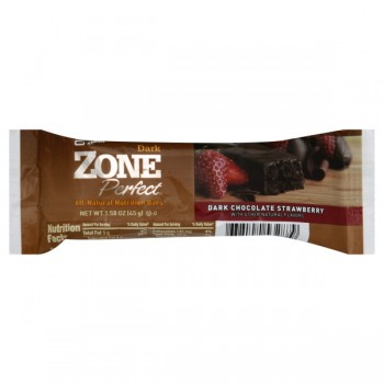 ZonePerfect Nutrition Bar Dark Chocolate Strawberry