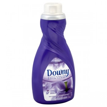 Downy Ultra Simple Pleasures Liquid Fabric Softener Lavender Serenity