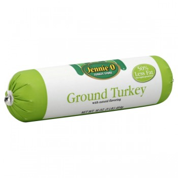 Jennie-O Turkey Store Ground Turkey Frozen