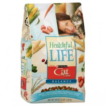 Purina Cat Chow Dry Cat Food Healthful Life Balance