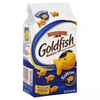 Pepperidge Farm Goldfish Crackers Saltine Original