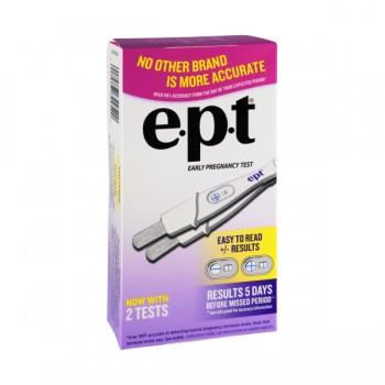 E.P.T. Pregnancy Test Quick Stick
